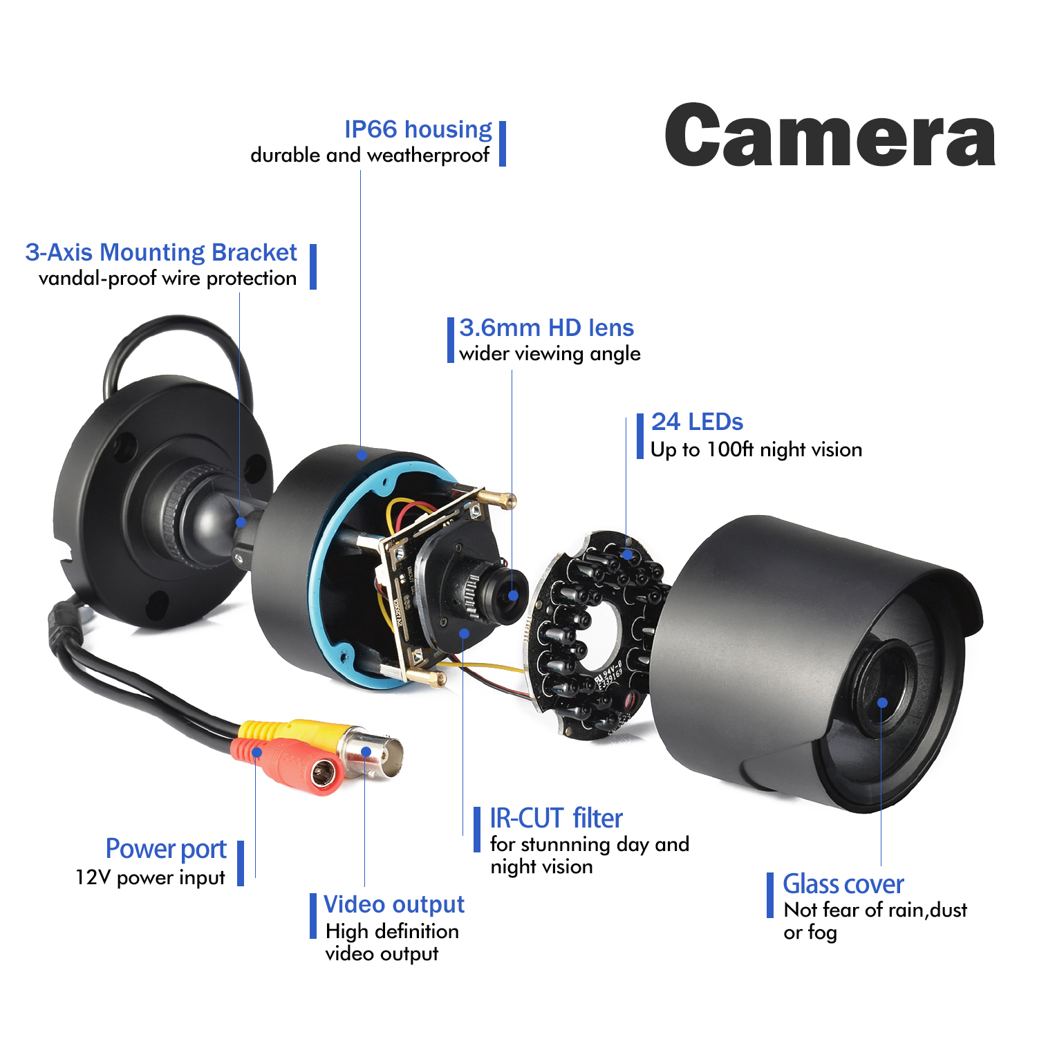 Ir C71k Security Camera Wiring Diagram Night Vision Just Schematic Rh Lailamaed Co Uk